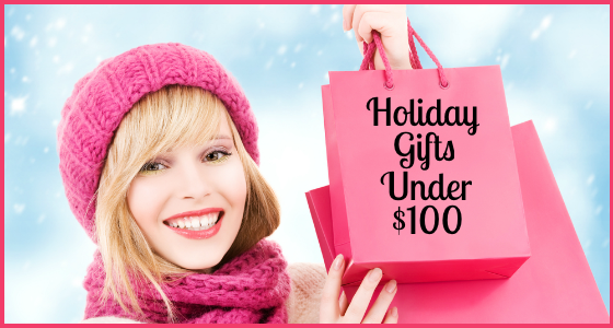 Holiday Gifts For Under $100 - Beauty Accessories Decor