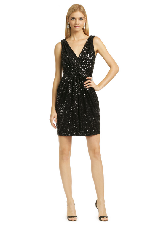 New Years Eve Fashion and Beauty Giveaway - Sequin Dress