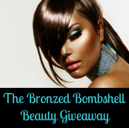 Enter The Bronzed Bombshell Beauty Giveaway!