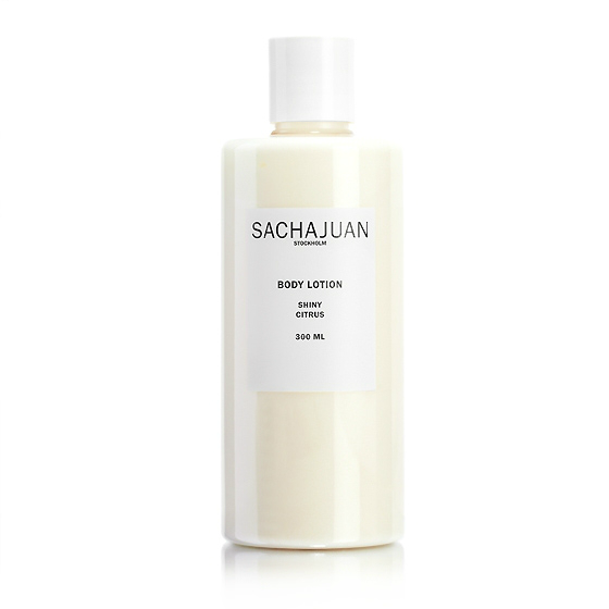 The Bronzed Bombshell Beauty Giveaway - Sachajuan Shiny Citrus Body Lotion