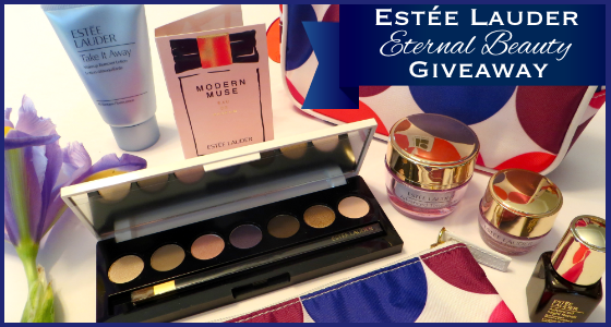 Estee Lauder Eternal Beauty Giveaway - Deluxe Makeup and Skincare