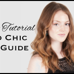 Beauty Tutorial – Boho Chic Hair Guide from CHI Haircare