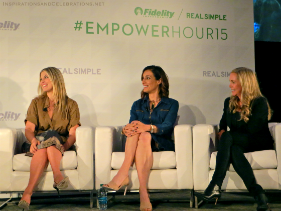 Real Simple Fidelity #EmpowerHour15 Panel