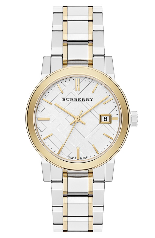 Fabulous Finds Luxury Jewelry - Burberry Watch