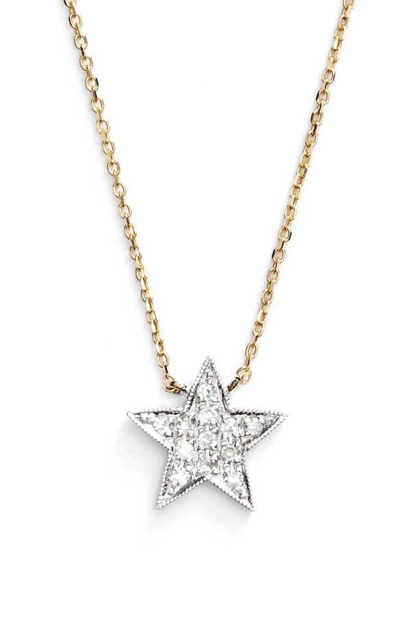 Fabulous Finds Luxury Jewelry - Dana Rebecca Star Necklace