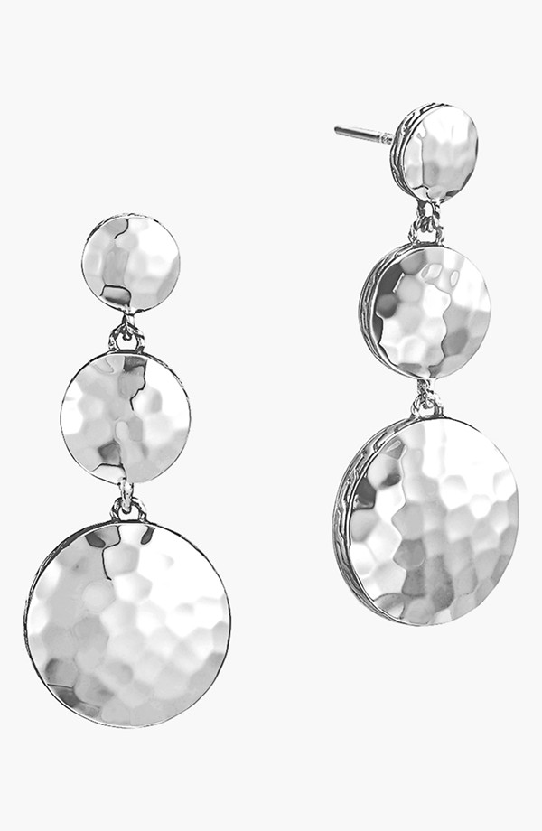 Fabulous Finds Luxury Jewelry - John Hardy Earrings