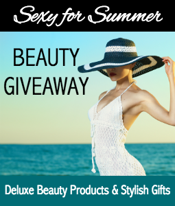 Enter The Sexy for Summer Beauty Giveaway!
