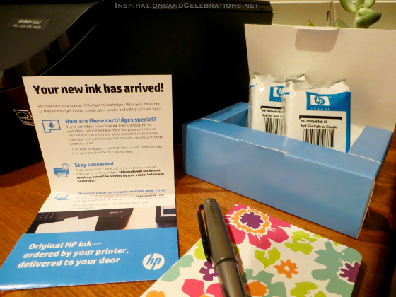 Do What You Love with HP Instant Ink