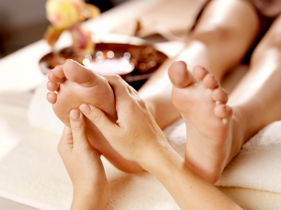 Health and Wellness - The Healing Benefits of a Massage
