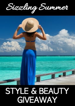 Enter The Sizzling Summer Style & Beauty Giveaway!