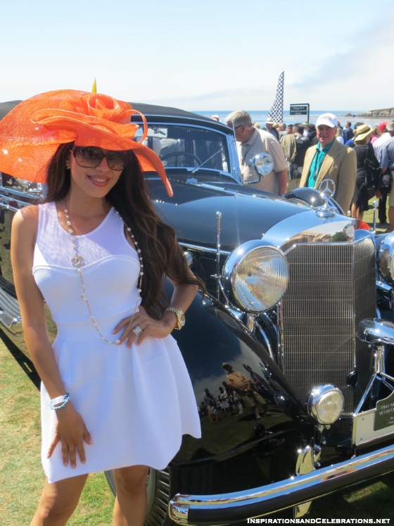 Style Guide - What To Wear to Pebble Beach Concours d'Elegance and Monterey Car Week
