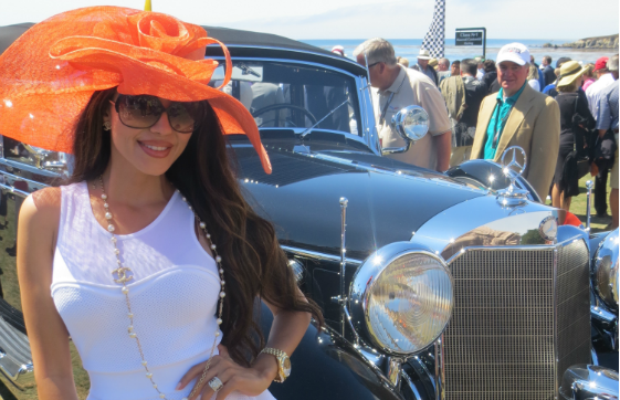 Style Guide: What To Wear to Pebble Beach Concours d'Elegance and Monterey Car Week