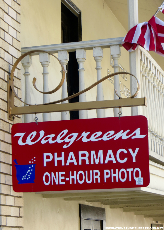 Walgreens Pharmacy Monterey California