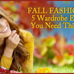 Fall Fashion 2015: 5 Wardrobe Essentials You Need This Season