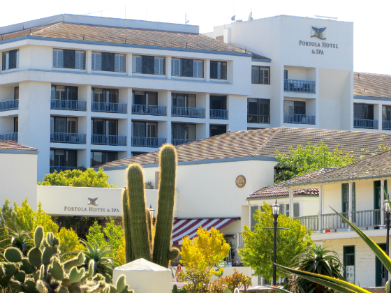 The Ultimate Monterey Bay Vacation Giveaway - Portola Hotel and Spa