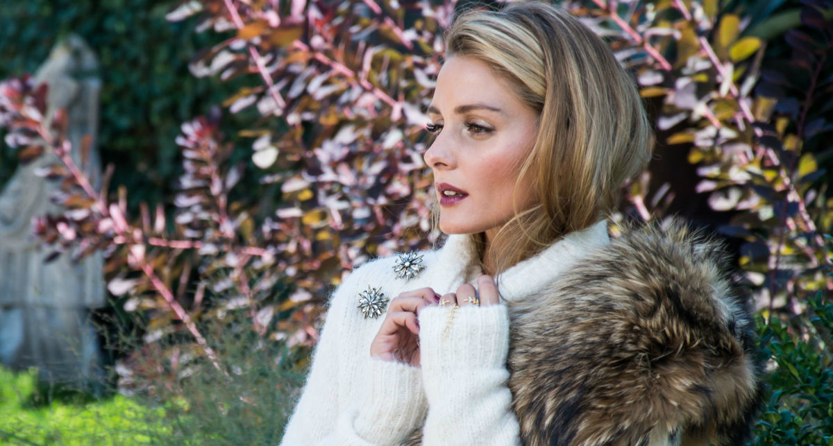 Jewelry from BaubleBar Guest Bartenders Olivia Palermo and Julia Engel