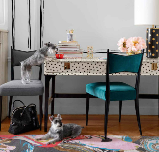Kate Spade Home Collection - Living Room