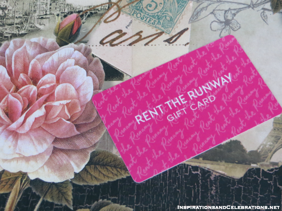 The Haute Holiday Fashion and Makeup Giveaway - Rent The Runway Gift Card