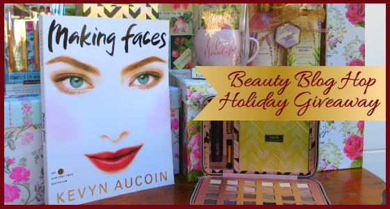 Beauty Blog Hop Holiday Giveaway - A Few of Our Favorite Beauty Things