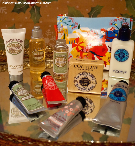 Holiday Gift Guide for Beauty Products - L'Occitane Holiday Beauty from Provence Collection