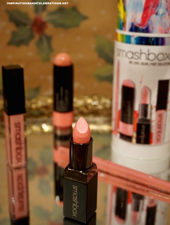 Holiday Gift Guide for Beauty Products - Smashbox Art Love Color Pout Collection
