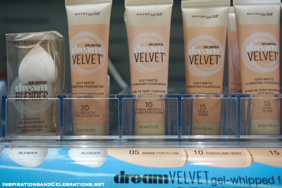 Maybelline Makeup Tutorial - Dream Velvet Foundation and Dream Blender