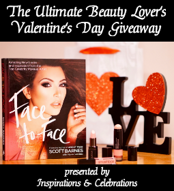 Enter The Ultimate Beauty Lover's Valentine's Day Giveaway!
