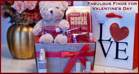 Fabulous Finds - Valentine's Day Gifts for Her