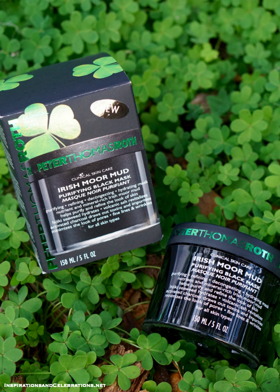 The Lucky Lady's Style and Beauty Giveaway - Peter Thomas Roth Irish Moor Mud Mask
