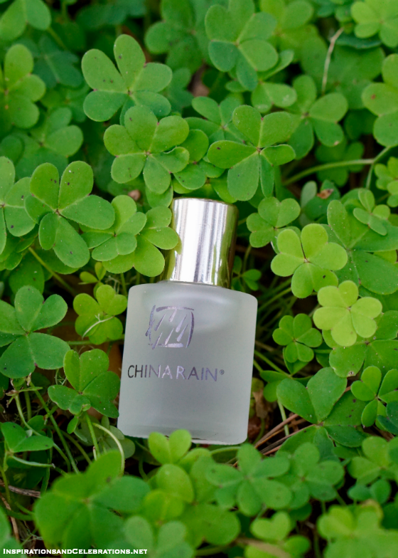 The Lucky Lady's Style and Beauty Giveaway - Terranova China Rain Perfume Essence