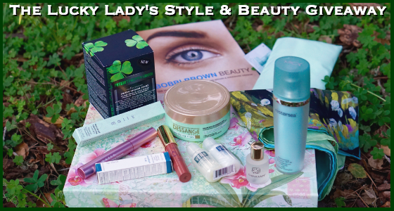 The Lucky Lady's Style and Beauty Giveaway by Inspirations and Celebrations