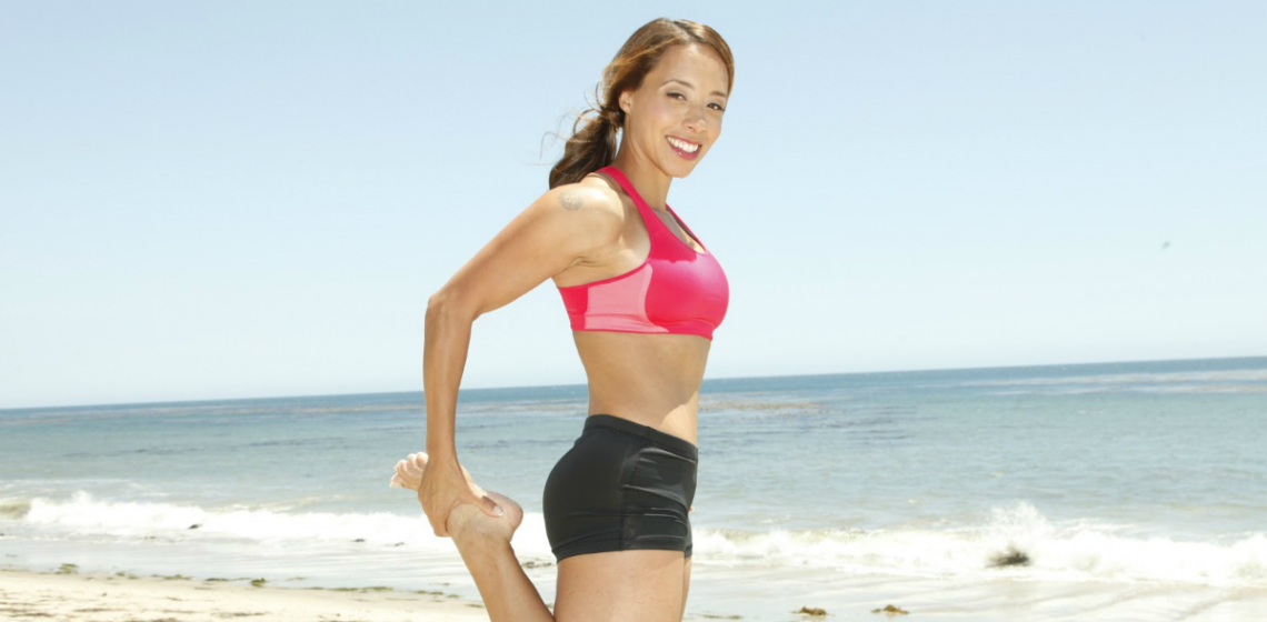 10 Fitness Secrets from a Former Olympian Sprinter the Senior Director of Fitness for Herbalife