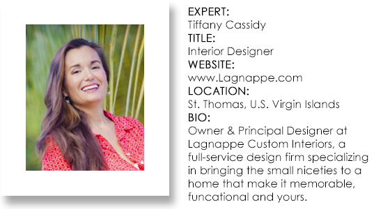 Interior Design Expert - Tiffany Cassidy