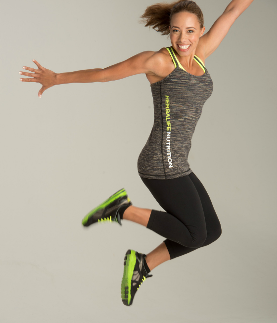 Must-Read Fitness Secrets from Samantha Clayton of Herbalife
