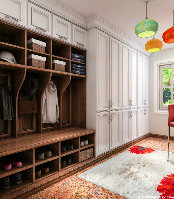 The Interior Designers Guide To Updating Your Home for Spring - Closet Organization Tips