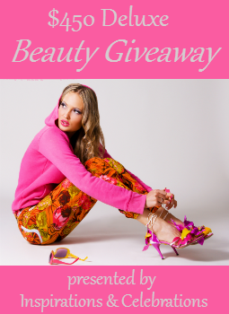 Enter The Fresh as a Spring Flower Beauty Giveaway