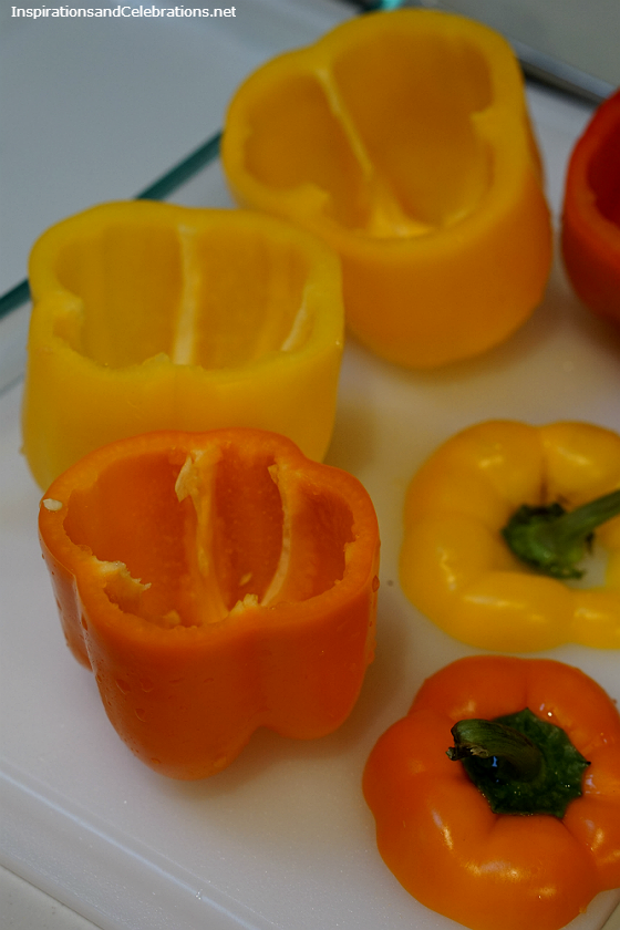 Meatopia: The Beef Lovers Stuffed Bell Pepper Recipe