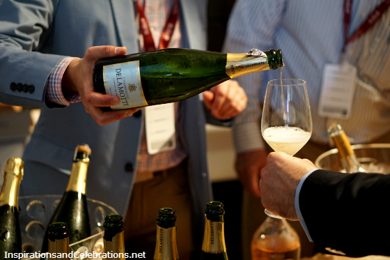 The Best of The Fest - 2016 Pebble Beach Food and Wine Highlights - Champagne Delamotte