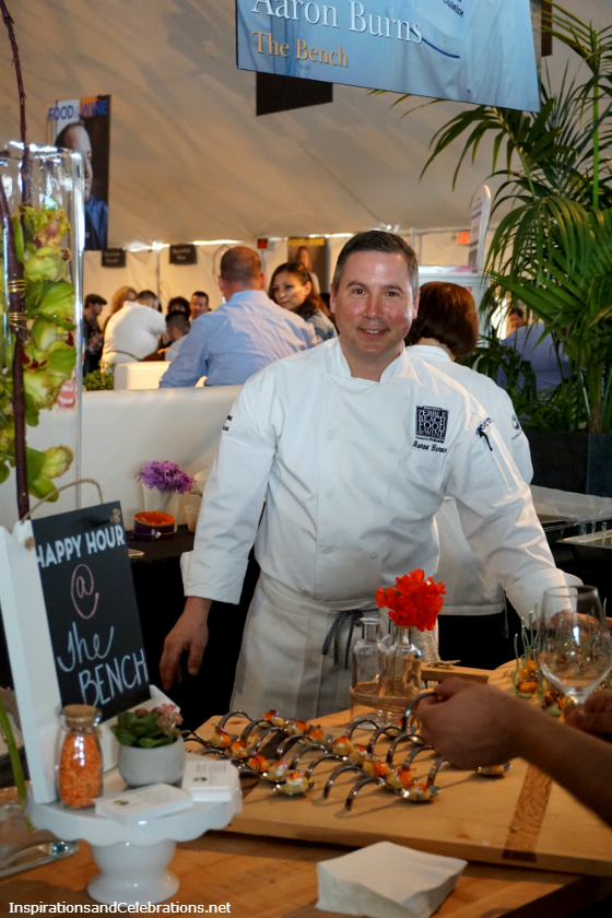 The Best of The Fest - 2016 Pebble Beach Food and Wine Highlights - Chef Aaron Burns