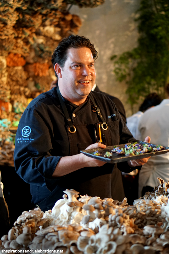 The Best of The Fest - 2016 Pebble Beach Food and Wine Highlights - Chef John Cox for Sierra Mar