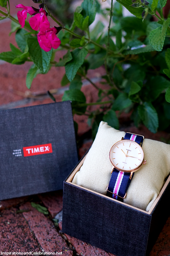 9 Unique Gift Ideas for Mothers Day - Timex Watch