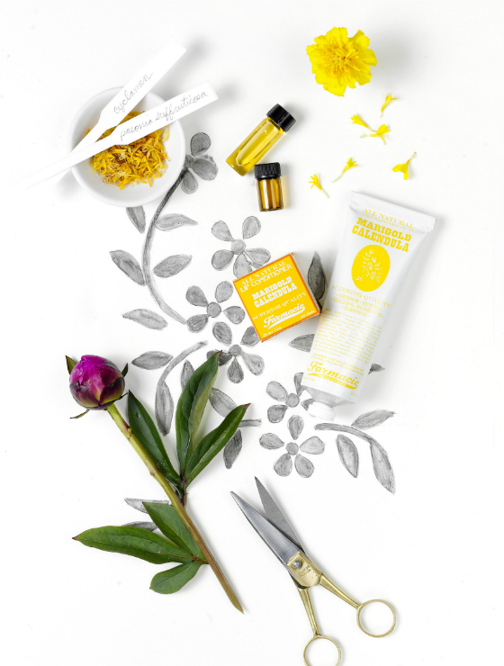 Fabulous Finds: 10 Skincare Products That Make You Look Younger - Marigold Calendula Hand Cream