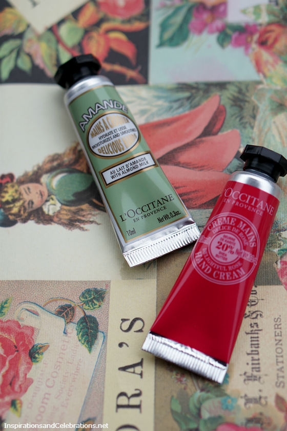 Hello Summer Style and Beauty Giveaway - Loccitane Hand Creams