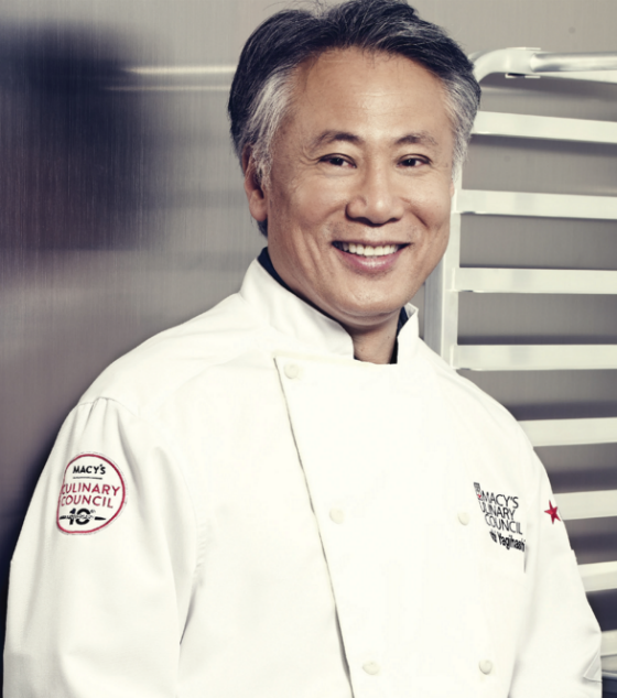 Macy's Culinary Council Chef Takashi Yagihashi - Union Square