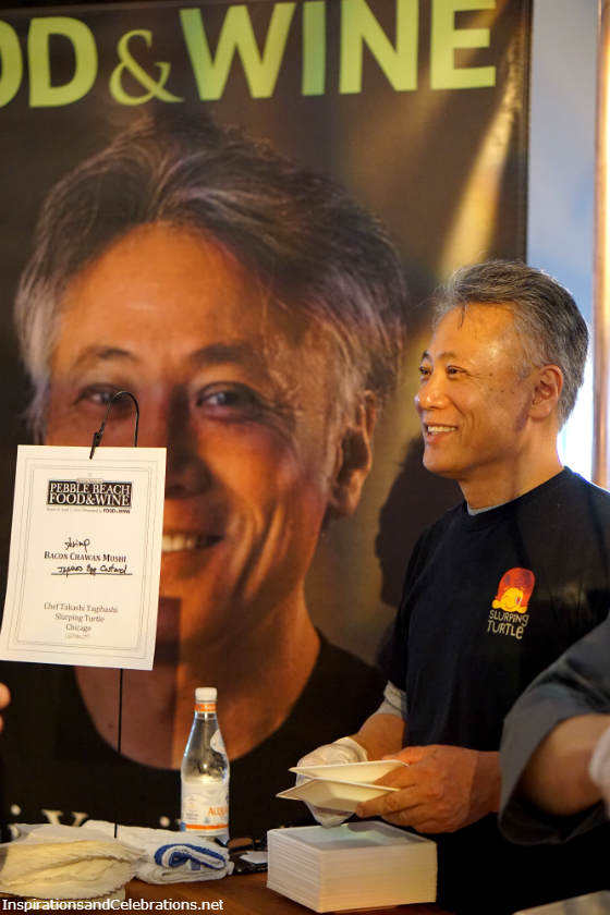 Macy's Culinary Council Chef Takashi Yagihashi
