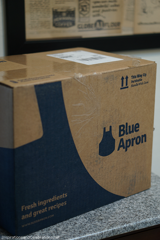 Blue Apron - Delivering Fresh Ingredients and Original Recipes