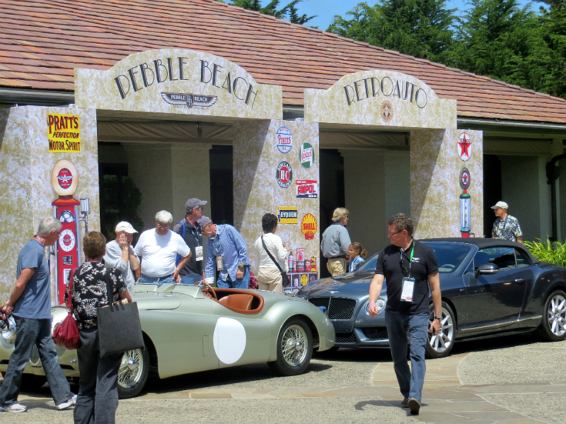 Gearing Up For Monterey Car Week - What To Do and Where To Go on The Monterey Peninsula