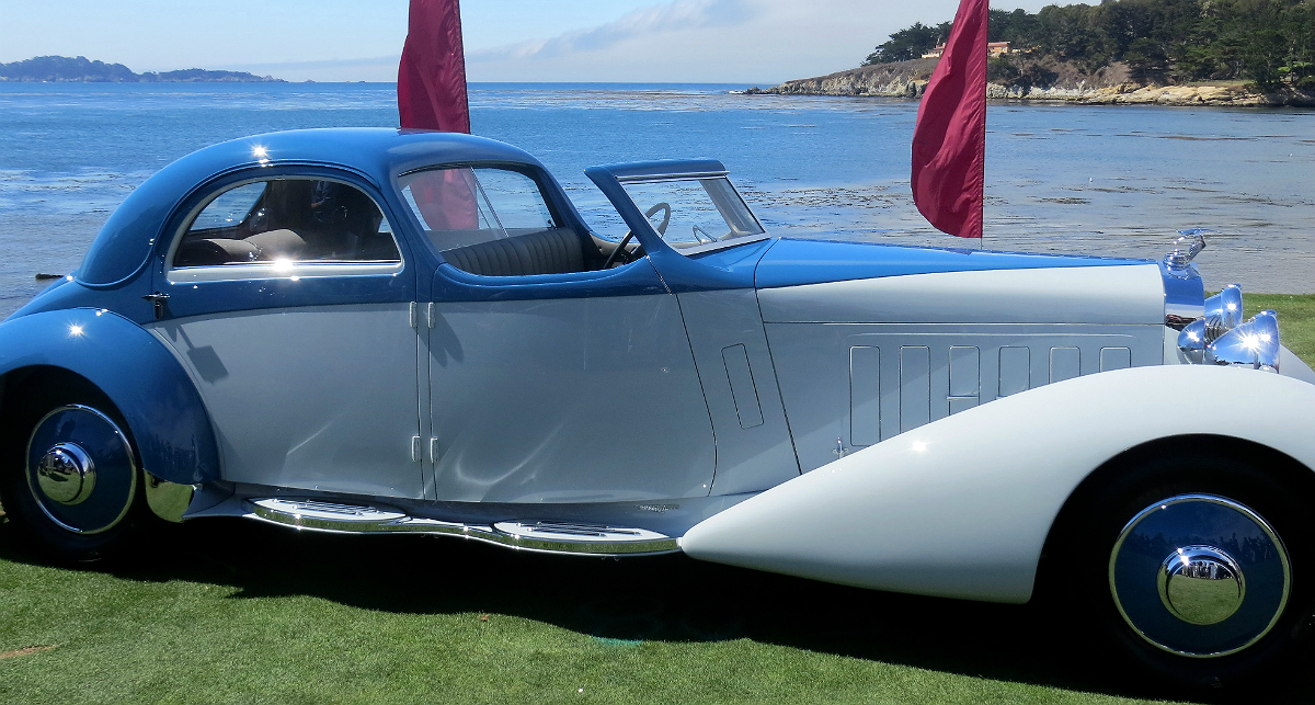 Gearing Up For Monterey Car Week – What To Do and Where To Go on The Monterey Peninsula