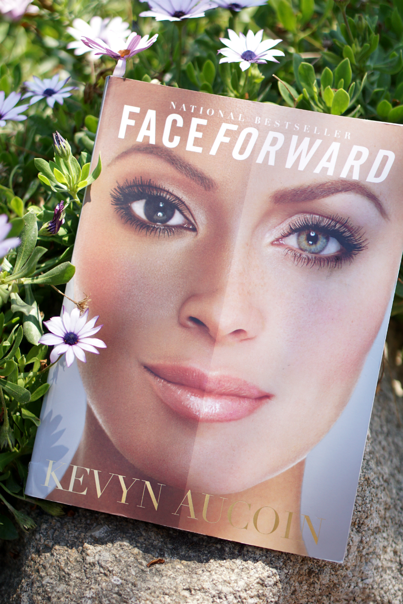 Love What You Do Giveaway - Kevyn Aucoin Face Forward Book