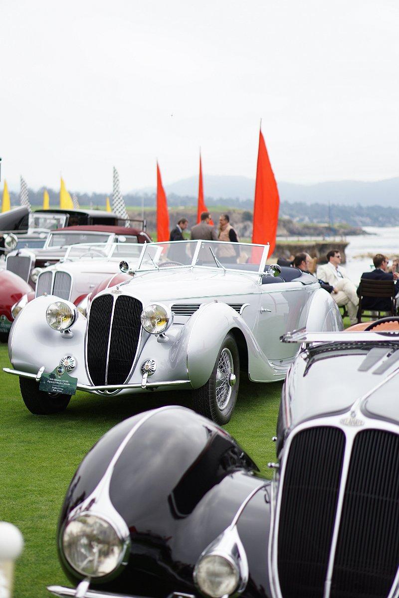 Highlights from Monterey Car Week - Pebble Beach Concours d'Elegance